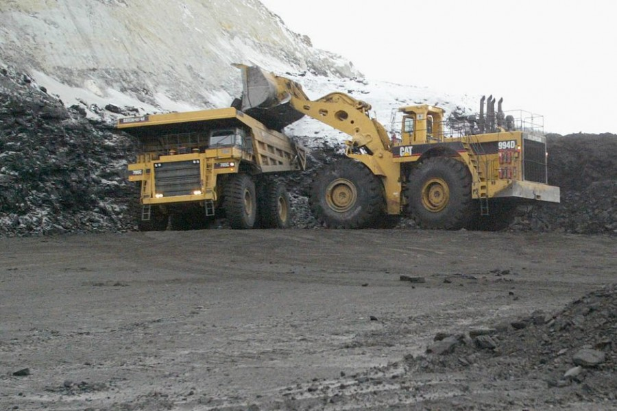 Morrison Knudsen Mining project